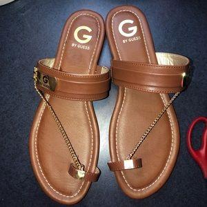 Guess Landen Chain Sandals